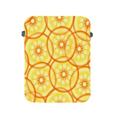 Lemons Orange Lime Circle Star Yellow Apple Ipad 2/3/4 Protective Soft Cases