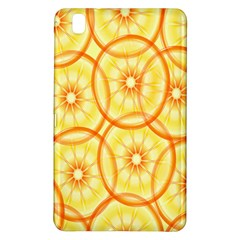 Lemons Orange Lime Circle Star Yellow Samsung Galaxy Tab Pro 8 4 Hardshell Case by Alisyart