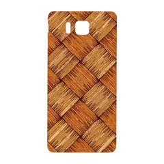 Vector Square Texture Pattern Samsung Galaxy Alpha Hardshell Back Case