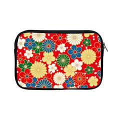 Season Flower Rose Sunflower Red Green Blue Apple Ipad Mini Zipper Cases by Alisyart