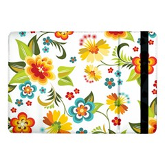 Flower Floral Rose Sunflower Leaf Color Samsung Galaxy Tab Pro 10 1  Flip Case