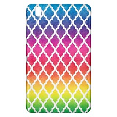 Colorful Rainbow Moroccan Pattern Samsung Galaxy Tab Pro 8 4 Hardshell Case