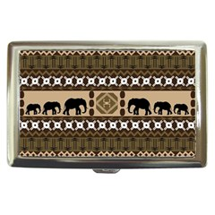 African Vector Patterns  Cigarette Money Cases