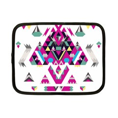 Geometric Play Netbook Case (small)  by Amaryn4rt