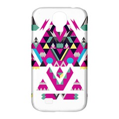 Geometric Play Samsung Galaxy S4 Classic Hardshell Case (pc+silicone) by Amaryn4rt