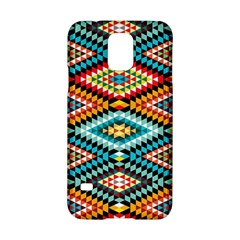 African Tribal Patterns Samsung Galaxy S5 Hardshell Case