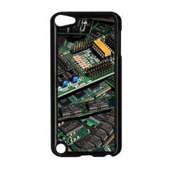 Computer Ram Tech Apple Ipod Touch 5 Case (black) by Amaryn4rt