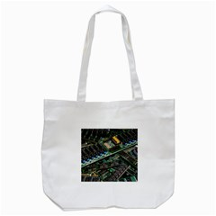 Computer Ram Tech Tote Bag (white) by Amaryn4rt