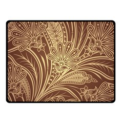 Beautiful Patterns Vector Fleece Blanket (small) by Amaryn4rt