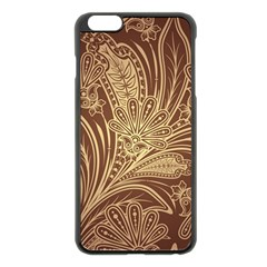 Beautiful Patterns Vector Apple Iphone 6 Plus/6s Plus Black Enamel Case by Amaryn4rt