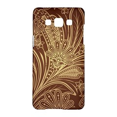 Beautiful Patterns Vector Samsung Galaxy A5 Hardshell Case  by Amaryn4rt