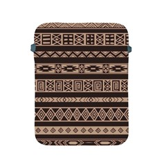 Ethnic Pattern Vector Apple Ipad 2/3/4 Protective Soft Cases by Amaryn4rt