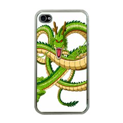 Dragon Snake Apple Iphone 4 Case (clear) by Amaryn4rt