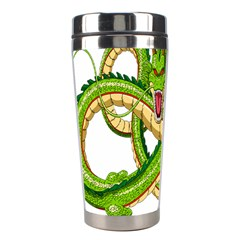 Dragon Snake Stainless Steel Travel Tumblers by Amaryn4rt