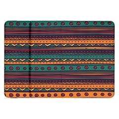 Ethnic Style Tribal Patterns Graphics Vector Samsung Galaxy Tab 8 9  P7300 Flip Case