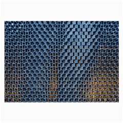 Parametric Wall Pattern Large Glasses Cloth (2 Side) by Amaryn4rt