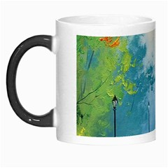 Park Nature Painting Morph Mugs