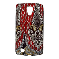 Indian Traditional Art Pattern Galaxy S4 Active by Amaryn4rt