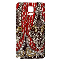 Indian Traditional Art Pattern Galaxy Note 4 Back Case