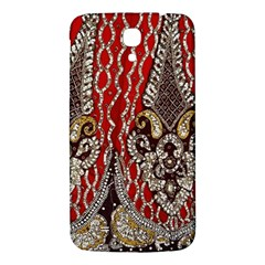 Indian Traditional Art Pattern Samsung Galaxy Mega I9200 Hardshell Back Case by Amaryn4rt