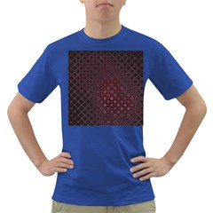 Star Patterns Dark T Shirt