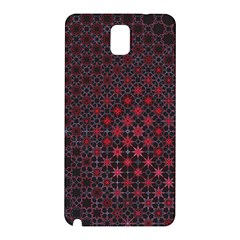 Star Patterns Samsung Galaxy Note 3 N9005 Hardshell Back Case by Amaryn4rt