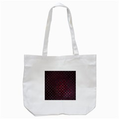 Star Patterns Tote Bag (white)