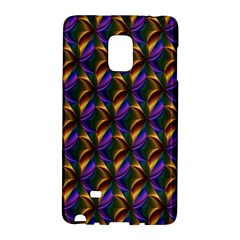 Seamless Prismatic Line Art Pattern Galaxy Note Edge by Amaryn4rt