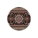 Vectorized Traditional Rug Style Of Traditional Patterns Magnet 3  (Round) Front