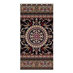 Vectorized Traditional Rug Style Of Traditional Patterns Shower Curtain 36  X 72  (stall)  by Amaryn4rt