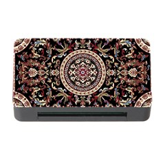 Vectorized Traditional Rug Style Of Traditional Patterns Memory Card Reader With Cf by Amaryn4rt