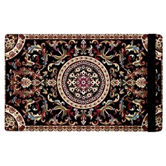 Vectorized Traditional Rug Style Of Traditional Patterns Apple Ipad 2 Flip Case by Amaryn4rt
