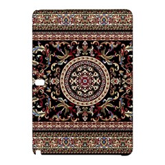 Vectorized Traditional Rug Style Of Traditional Patterns Samsung Galaxy Tab Pro 12 2 Hardshell Case by Amaryn4rt