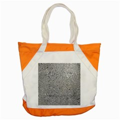 Abstract Flowing And Moving Liquid Metal Accent Tote Bag by Amaryn4rt