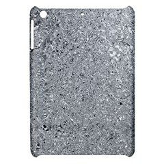 Abstract Flowing And Moving Liquid Metal Apple Ipad Mini Hardshell Case by Amaryn4rt