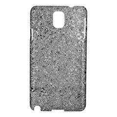 Abstract Flowing And Moving Liquid Metal Samsung Galaxy Note 3 N9005 Hardshell Case
