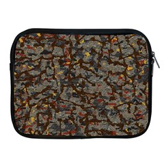 A Complex Maze Generated Pattern Apple Ipad 2/3/4 Zipper Cases