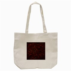 Art Traditional Indonesian Batik Pattern Tote Bag (cream) by Amaryn4rt