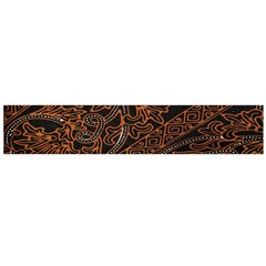 Art Traditional Indonesian Batik Pattern Flano Scarf (large) by Amaryn4rt