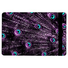 Bird Color Purple Passion Peacock Beautiful Ipad Air 2 Flip by Amaryn4rt