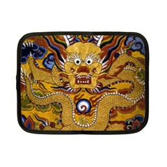 Chinese Dragon Pattern Netbook Case (small)  by Amaryn4rt