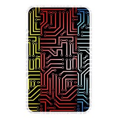 Circuit Board Seamless Patterns Set Memory Card Reader by Amaryn4rt
