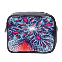 Creative Abstract Mini Toiletries Bag 2 Side by Amaryn4rt