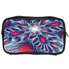 Creative Abstract Toiletries Bags 2 Side by Amaryn4rt