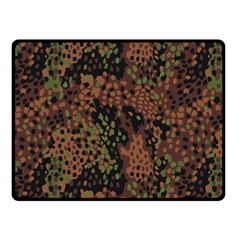Digital Camouflage Fleece Blanket (small) by Amaryn4rt