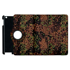 Digital Camouflage Apple Ipad 3/4 Flip 360 Case by Amaryn4rt