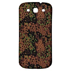 Digital Camouflage Samsung Galaxy S3 S Iii Classic Hardshell Back Case by Amaryn4rt