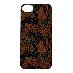 Digital Camouflage Apple Iphone 5s/ Se Hardshell Case by Amaryn4rt