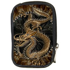 Dragon Pentagram Compact Camera Cases by Amaryn4rt