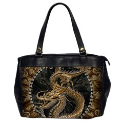 Dragon Pentagram Office Handbags (2 Sides)
